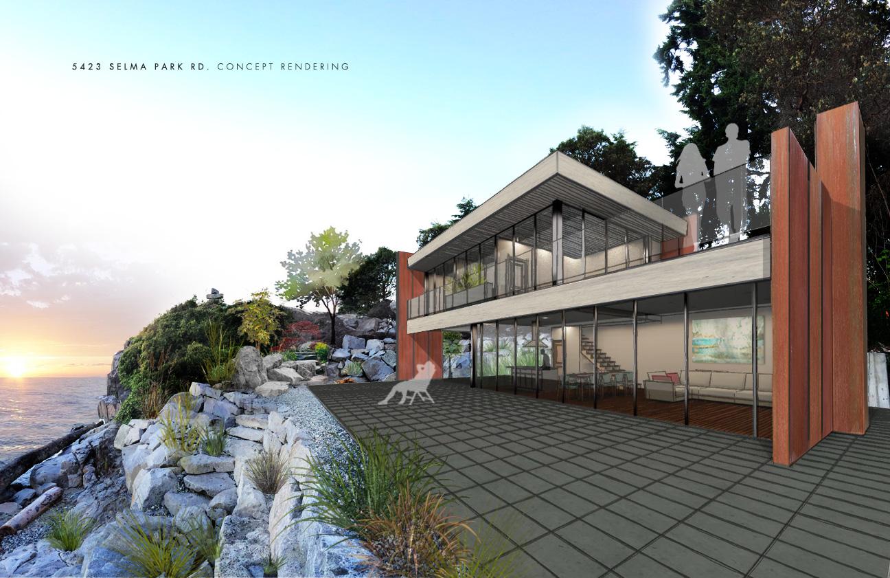 Selma Park West Coast Kit Home
